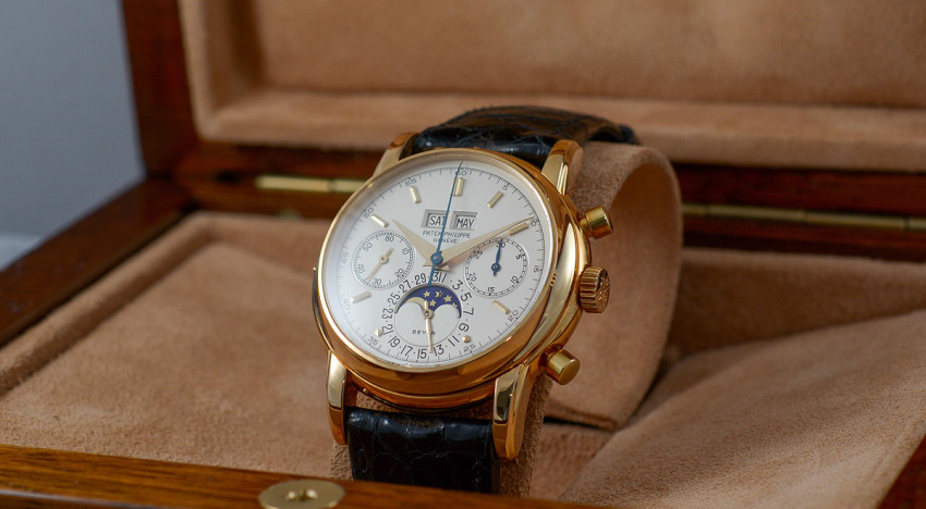 "Hands-on Patek Philippe 2499/100 ""Beyer"""
