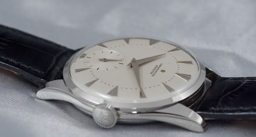 Zenith Chronometre Cal. 135 bei Dr. Crott