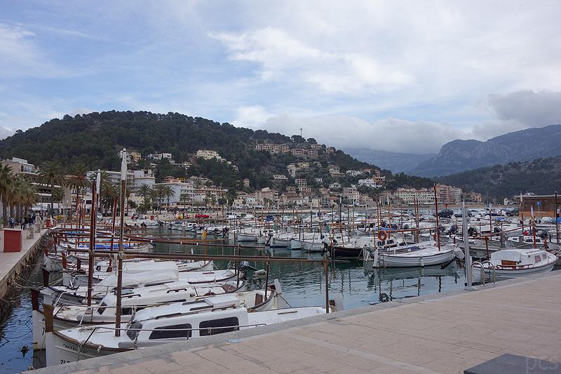 Port de Soller Tramuntana Mallorca