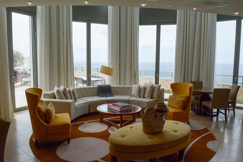 Jumeirah Port Soller Wohnbereich Lighthouse Suite