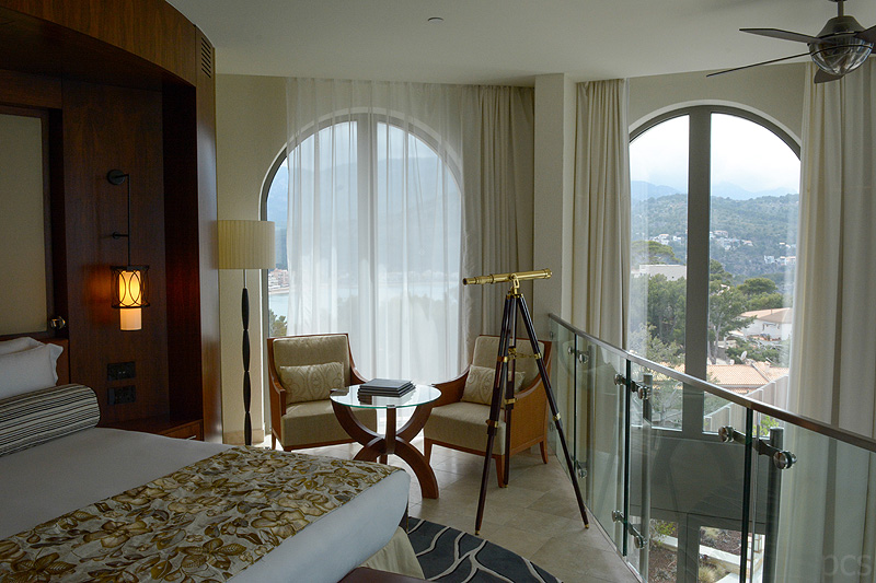 Jumeirah Port Soller Schlafzimmer Lighthouse Suite