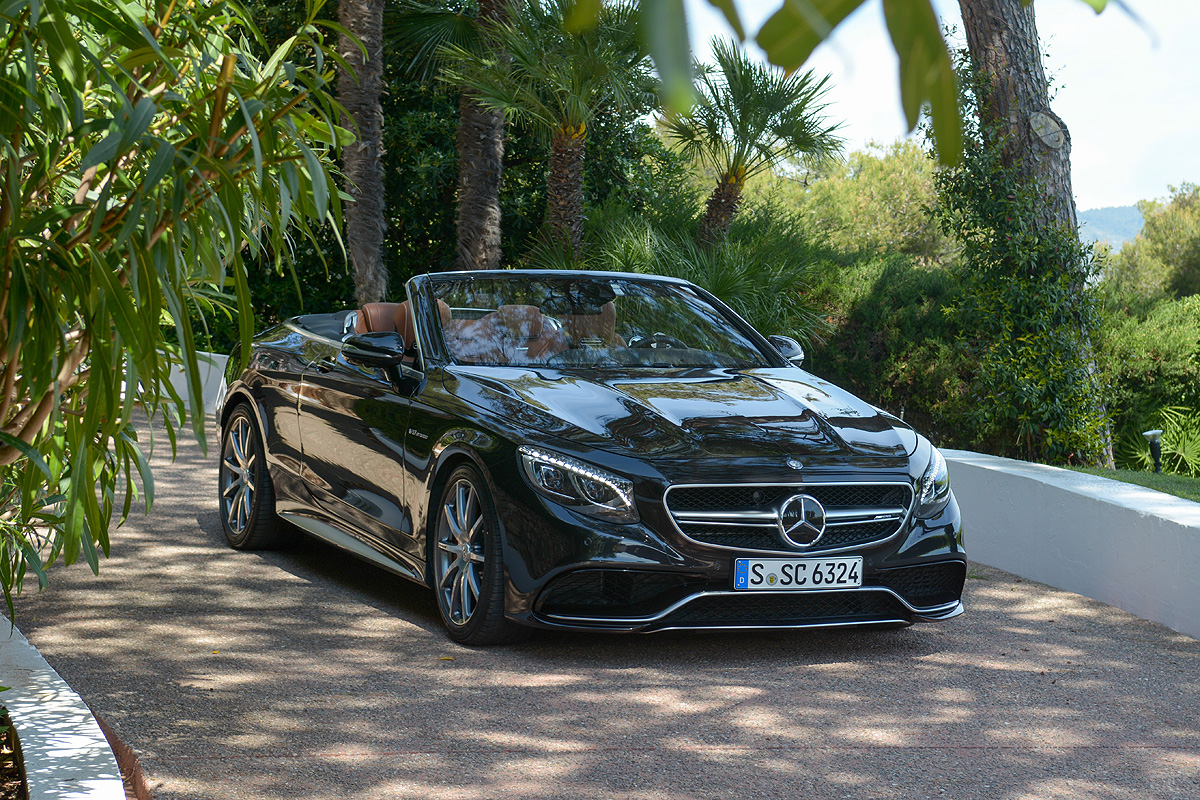 test mercedes amg s63 cabriolet luxify. Black Bedroom Furniture Sets. Home Design Ideas