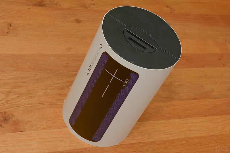 UE-Boom2 Verpackung