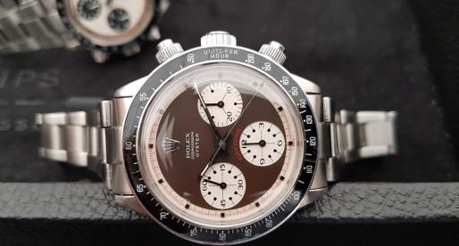 Rolex Heaven – das Genfer Auktionswochenende