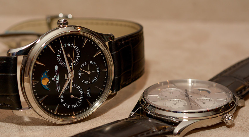 Hands-on JLC Master Ultra Thin Perpetual