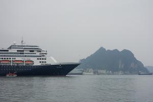 Asien mit MS Volendam - Teil 2