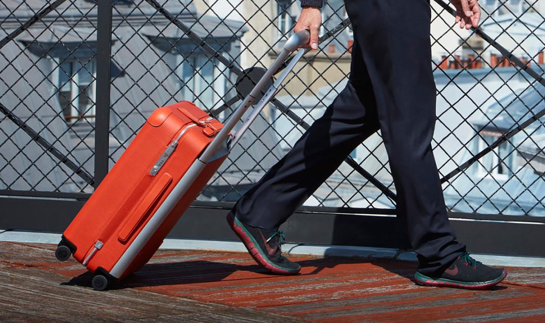 Preview: neue Trolleys von Louis Vuitton