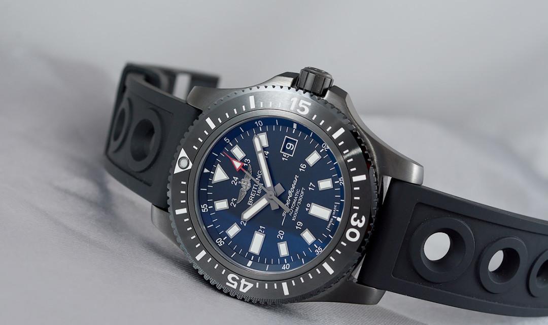 Hands-on Breitling Superocean 44 Special
