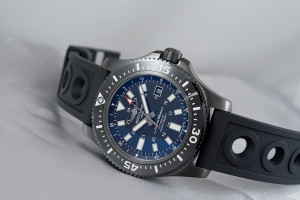 Hands-on Breitling Superocean 44 Special