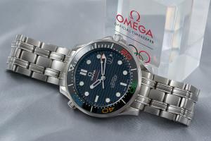 Hands-on Omega Seamaster Rio 2016