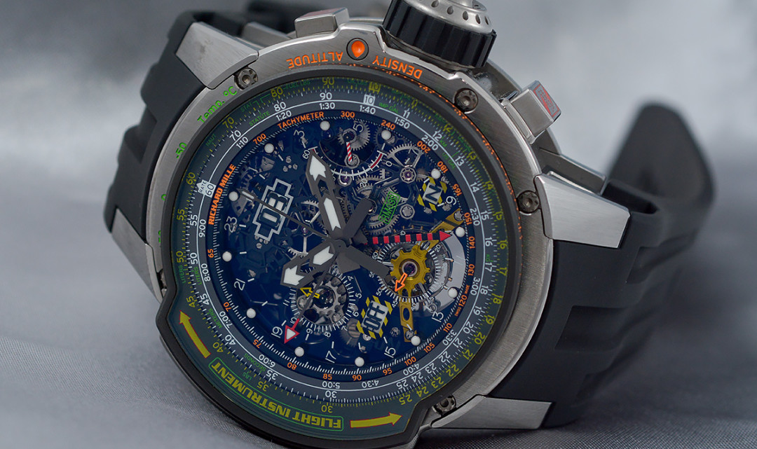Hands-on Richard Mille RM 039