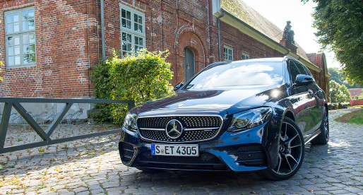 Test: Mercedes-AMG E 43 & E 400 T-Modell