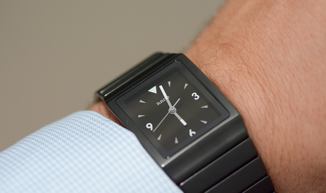 Hands-on Rado Ceramica Konstantin Grcic