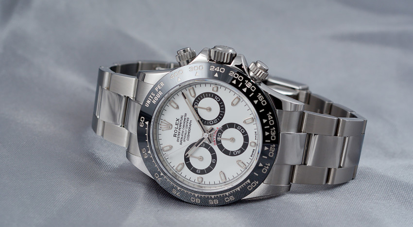 Die begehrteste Uhr der Welt