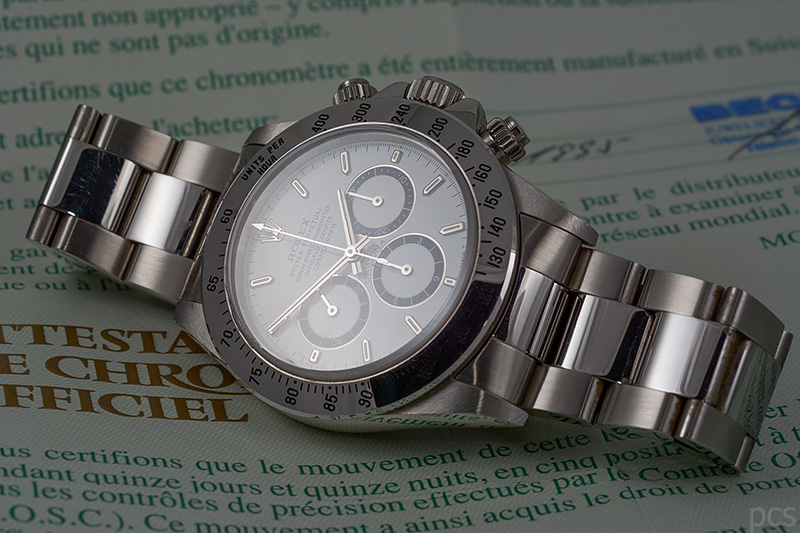 Rolex Daytona Zenith 16520