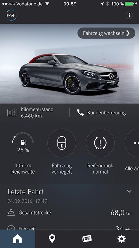 Mercedes me C63S