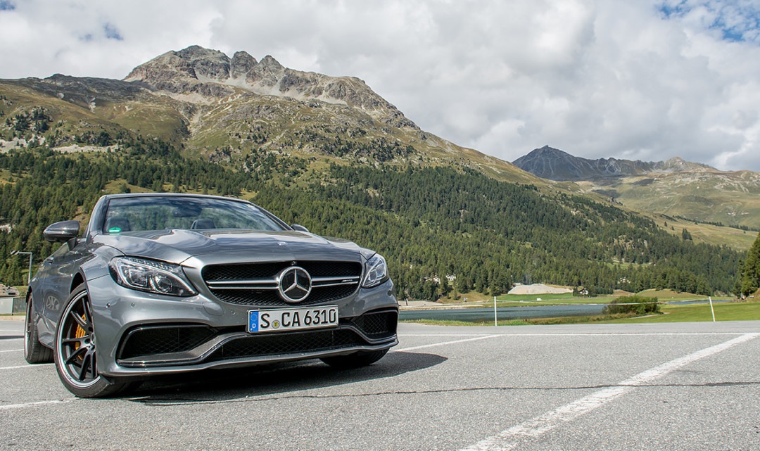 Roadtrip: Mercedes-AMG C 63S Cabriolet
