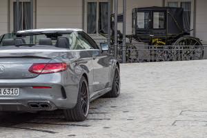 Test: Mercedes-AMG C63 S Cabrio - Teil 2