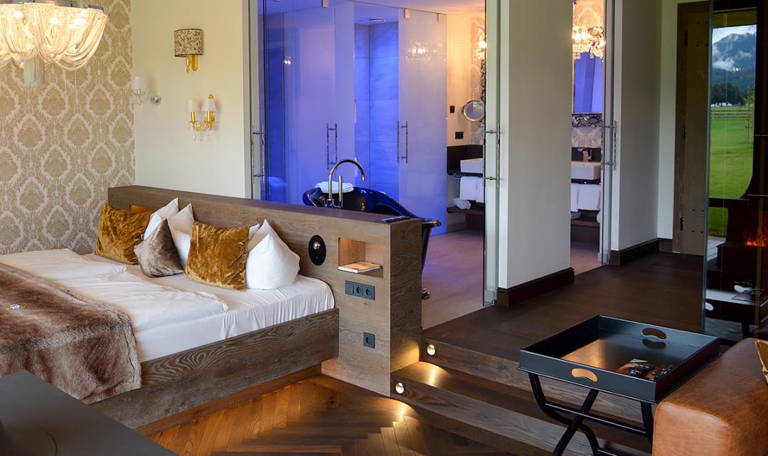 Hoteltest: König Ludwig, Schwangau