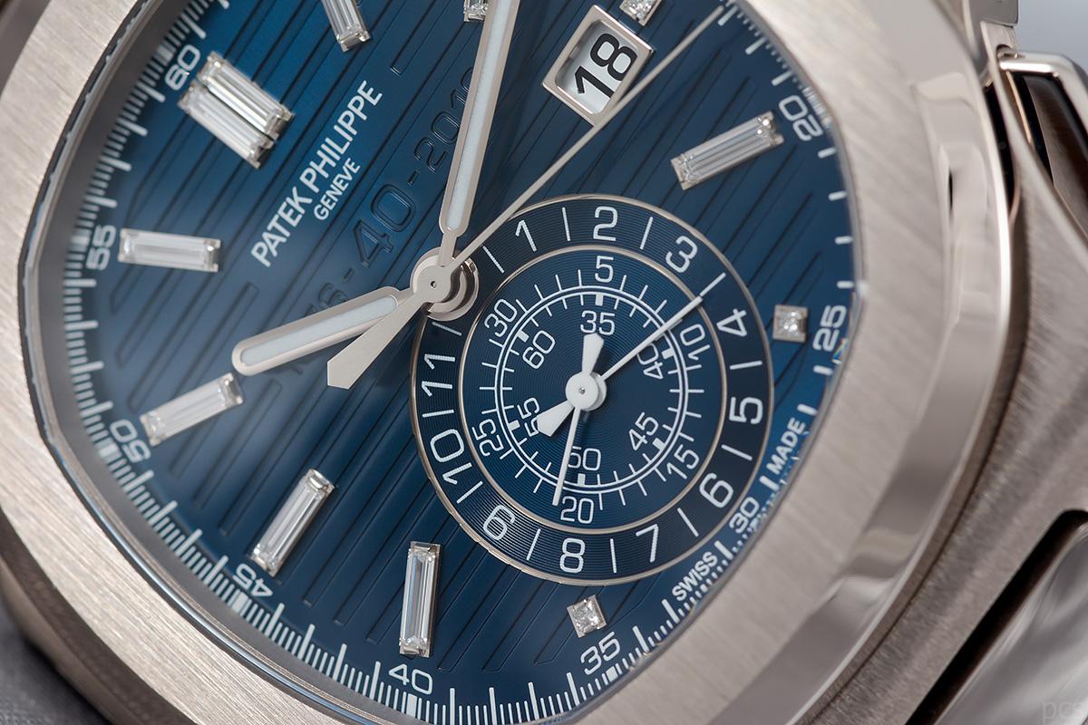 Hands-on Patek Philippe Nautilus 5976/1G