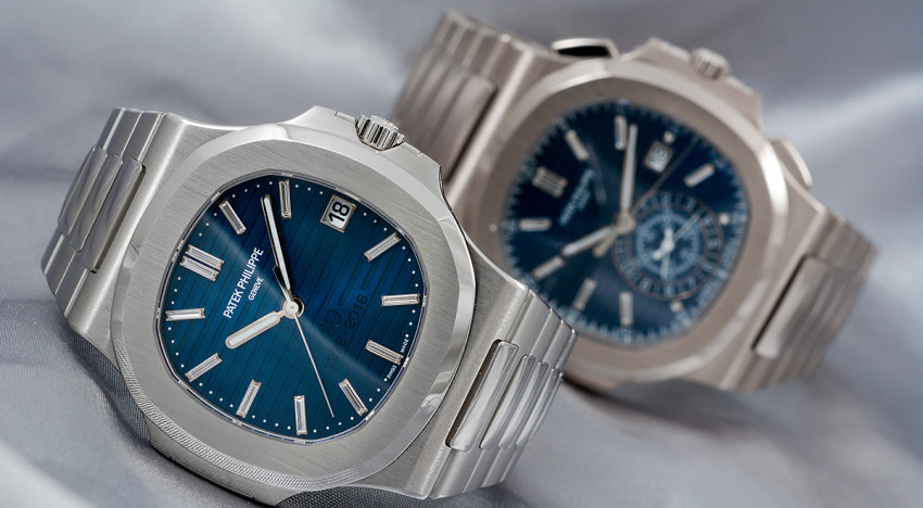 Hands-on Patek Philippe Nautilus 5711/1P