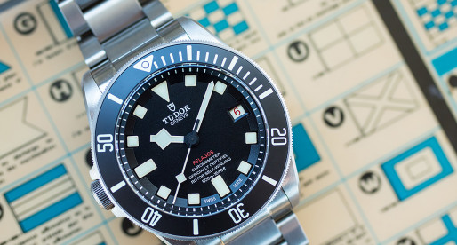 Preview: Tudor Pelagos LHD