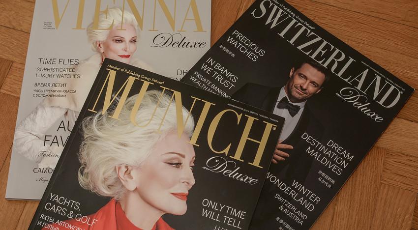 luxify im Munich Deluxe Magazin
