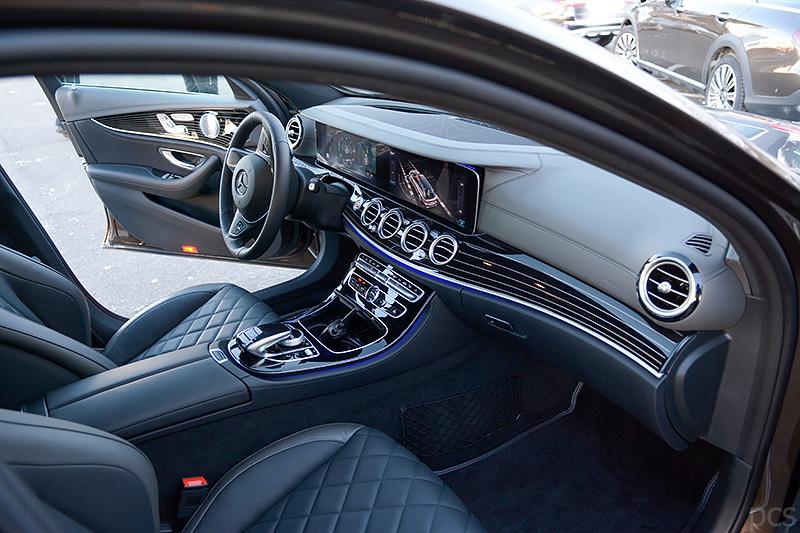 Cockpit Innenausstattung Mercedes E-Klasse All Terrain