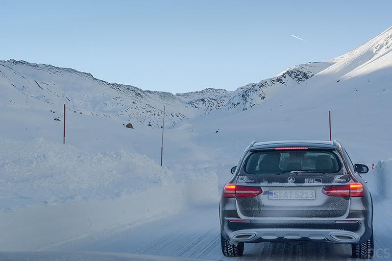 Luxify Auto Test Mercedes E-Klasse All Terrain