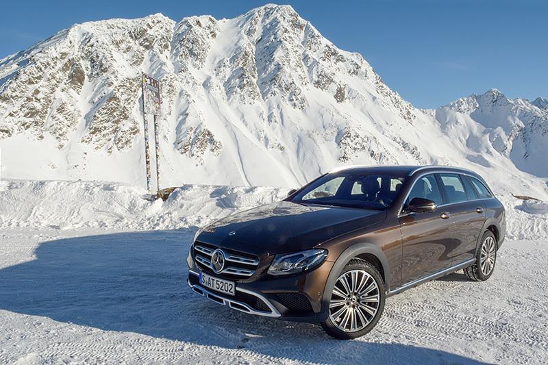Luxify Auto Test Mercedes E-Klasse All Terrain E 300 d