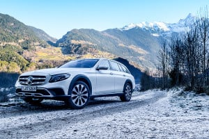 Test: Mercedes E-Klasse All-Terrain