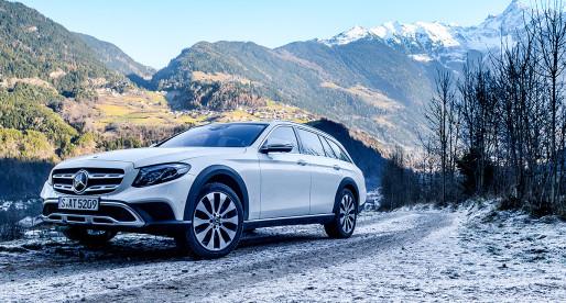 Test: Mercedes E-Klasse All-Terrain