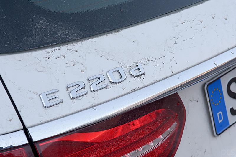 Luxify Auto Test Mercedes E-Klasse All Terrain E 220 d