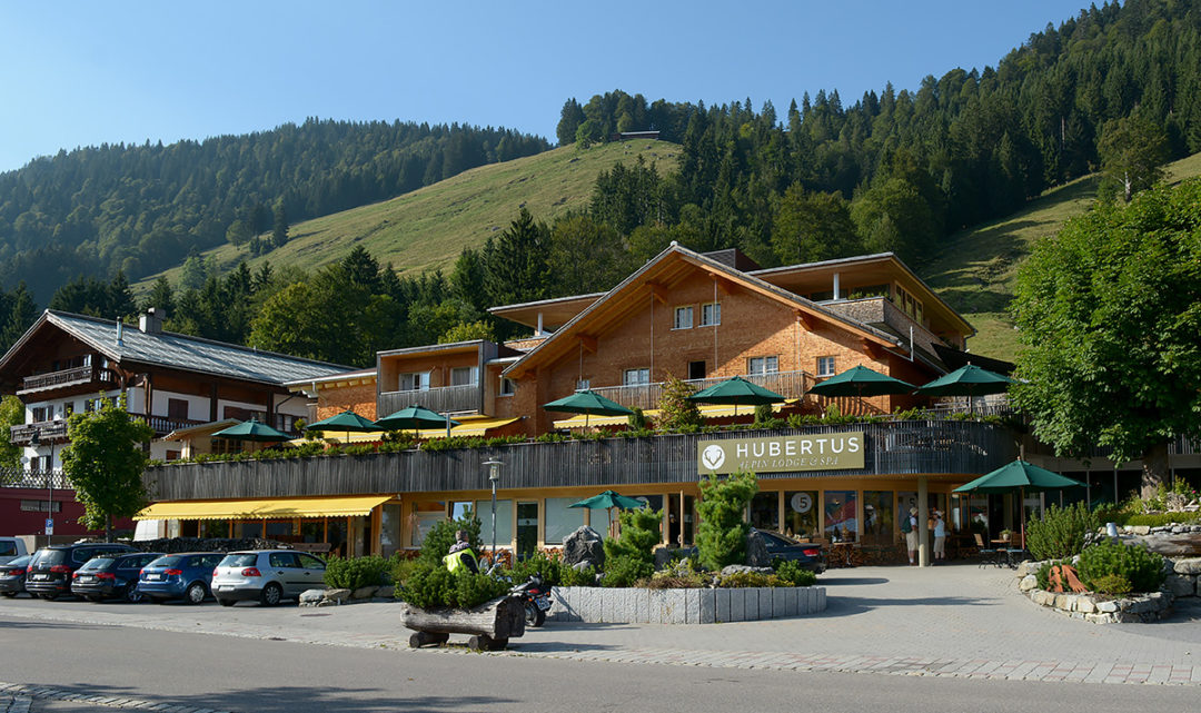 Hoteltest hubertus alpin lodge spa balderschwang for Designhotel hubertus alpin lodge spa