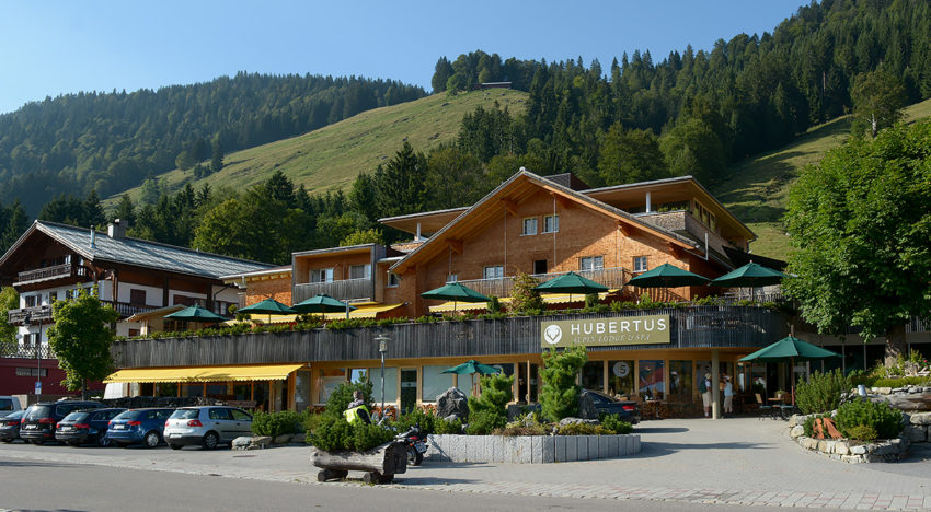 Hoteltest: Hubertus Alpin Lodge & Spa, Balderschwang