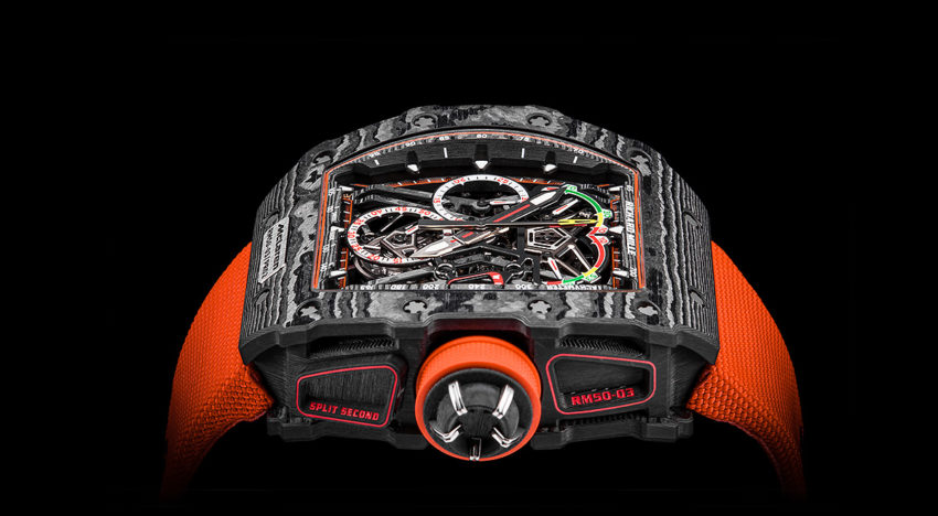 Hands-on Richard Mille RM 50-03