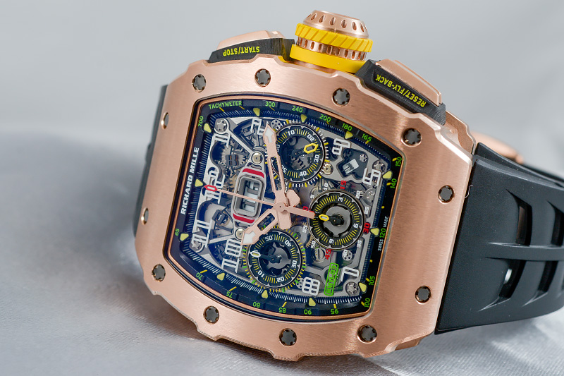 Luxify Review Hands on Richard Mille RM 11-03
