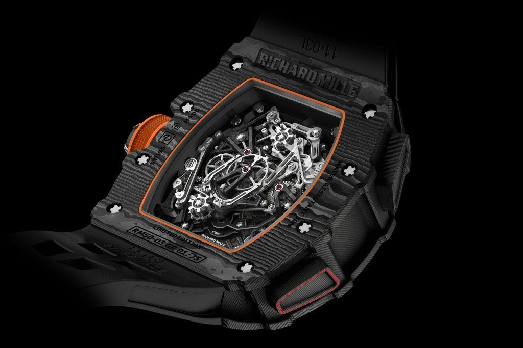 Luxify Review Richard Mille RM 50-03 McLaren F1