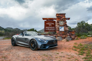 Roadtrip: Arizona mit dem Mercedes-AMG GT C Roadster