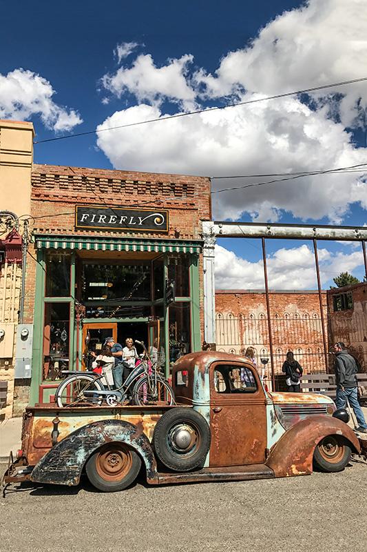 Geisterstadt Jerome Arizona USA Luxify Reisebericht