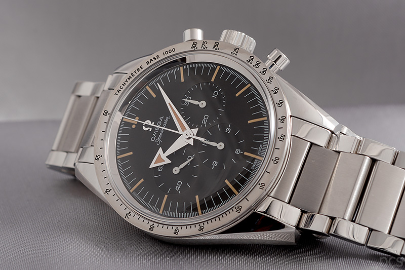 Luxify Review Omega Trilogy Speedmaster