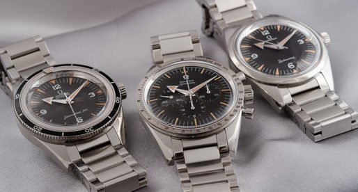 Hands-on Omega 1957 Trilogy