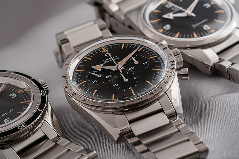 Luxify Review Omega Trilogy Speedmaster Seamaster Railmaster
