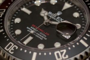 Hands-on Rolex