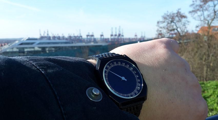Uhr oder nicht Uhr?