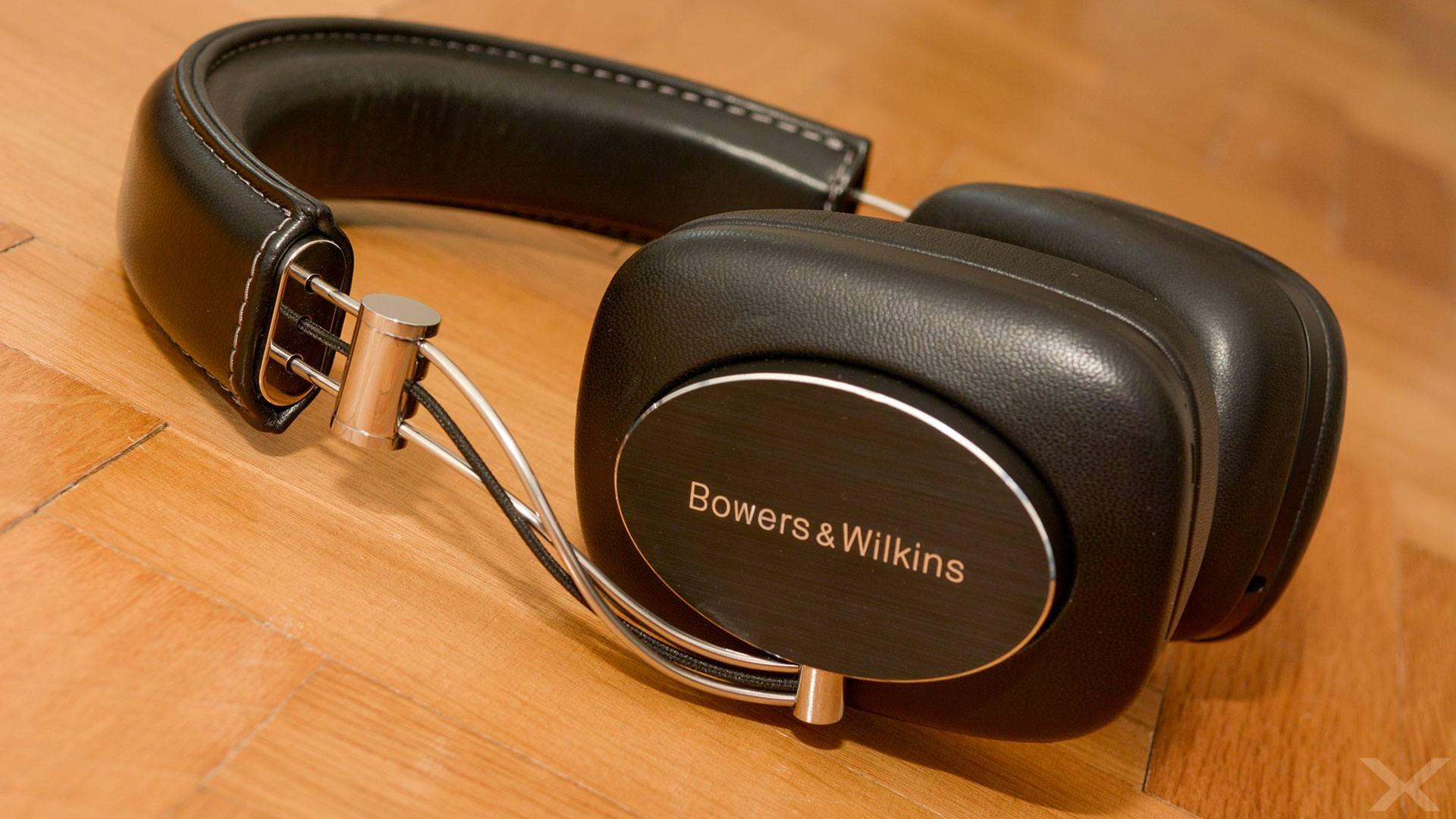 Bowers & Wilkins P7 Wireless Test