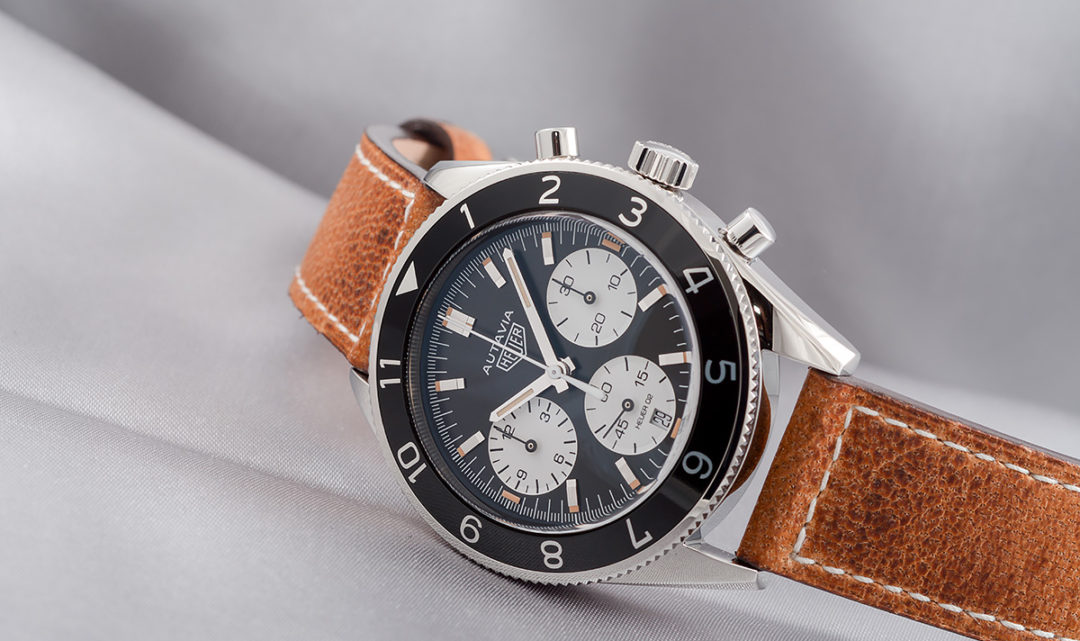 Hands-on Heuer Autavia Heritage Calibre 02