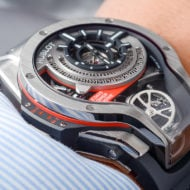 Hands-on Hublot MP-09