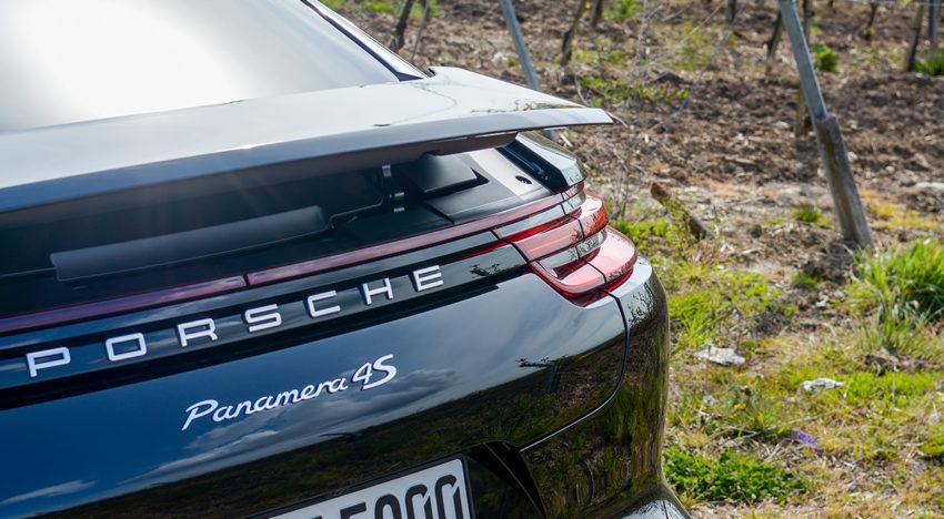 Fahrbericht: Porsche Panamera 4S