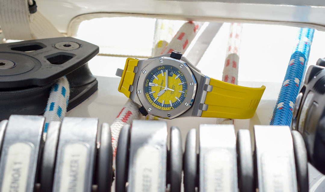 Hands-on AP Royal Oak Offshore Diver